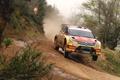 Картинка Гонка, Пасмурно, Спорт, Скорость, WRC, Ралли, Желтый