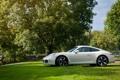 Картинка Porsche, профиль, порше, Carrera, 991