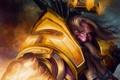 Картинка World of Warcraft, Dwarf, Паладин, Гнев, Дворф