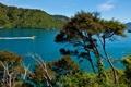 Картинка природа, South Island, фото, река Новая Зеландия