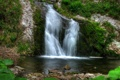Картинка природа, фото, водопад, мох, Германия, Allerheiligen