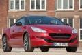 Картинка машина, Peugeot, RCZ, вид спереди, пежо
