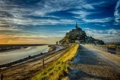 Картинка France, Le Mont-St.-Michel, Basse-Normandie