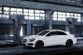 Картинка Mercedes-Benz, Авто, Белый, Мерседес, Капот, Седан, AMG