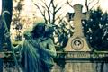 Картинка крест, памятник, кладбище, бетон, уныло, неизбежно