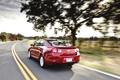 Картинка Красный, Авто, Дорога, Chevrolet, Машина, День, Седан