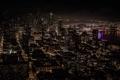 Картинка город, огни, здания, дома, Сиэтл, Seattle