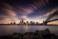 Картинка Небо, Город, Австралия, Сидней, Архитектура, skyline, Sydney