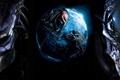 Картинка Predator, Alien, Чужой против Хищника - Реквием