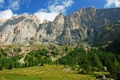 Картинка горы, скалы, Италия, Italy, деревья.