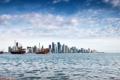 Картинка город, Qatar, Doha