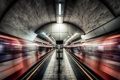 Картинка движение, метро, поезда