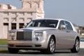 Картинка передок, Роллс-Ройс, фон, здание, Phantom, Фантом, Rolls-Royce