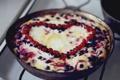 Картинка ягоды, сердце, сладость, смородина, вкусно