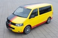 Картинка желтый, MTM, микроавтобус, плитка, передок, тюнинг, чёрный