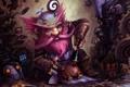 Картинка арт, борода, World of Warcraft, механизмы, отвертка, Engineer, ремон