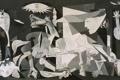 Картинка масло, живопись, холст, 1937, Pablo Picasso, Герника, Guernica