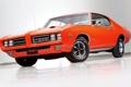Картинка 1969, The Judge, Понтиак, GTO, Pontiac, Hardtop, Мускул кар