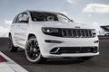 Картинка белый, джип, передок, SRT, Jeep, Grand Cherokee