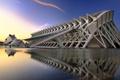 Картинка город, здание, архитектура, Valencia, Valenza, Camins Al Grao