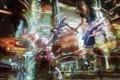 Картинка бой, Final Fantasy, Последняя фантазия, Final Fantasy XIII-2, XIII-2
