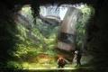 Картинка апокалипсис, арт, элли, The Last of Us Remastered