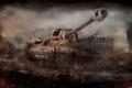 Картинка Германия, танк, танки, Germany, WoT, Мир танков, Tiger II