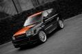 Картинка чёрный, black, Sport, Rover, рендж ровер, Range, Project