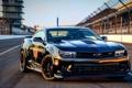 Картинка muscle car, Chevrolet Camaro, автообои, камаро, Z28