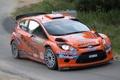 Картинка Ford, Спорт, Машина, Оранжевый, WRC, Rally, Ралли