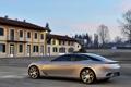 Картинка Concept, небо, дом, концепт, вид сзади, Pininfarina, Cambiano