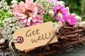 Картинка цветы, букет, flowers, get well