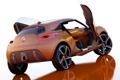 Картинка Concept, концепт, Renault, вид сзади, открытые двери, Captur