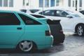 Картинка машина, авто, крыло, Lada, auto, 2112, ВАЗ