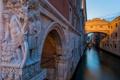 Картинка небо, Италия, Венеция, дворец дожей, мост Вздохов, Дворцовый канал