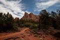 Картинка США, Sedona, фото, природа, горы, Arizona, скала