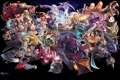 Картинка темный фон, оружие, арт, персонажи, league of legends