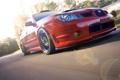 Картинка Subaru, Impreza, Dope Red WRX