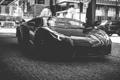 Картинка lamborghini, supercar, black, vancouver, aventador