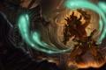 Картинка rpg, колдун, witch doctor, reaper of souls, diablo 3