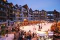 Картинка city, город, USA, Christmas, California, South Lake Tahoe