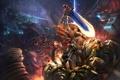 Картинка starcraft, Warcraft, Sonya, diablo, Nova, arthas, Witch Doctor