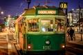 Картинка Melbourne, Australia, tram, transports