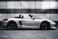Картинка Porsche, 2012, порше, сбоку, Boxster, TechArt, бокстер