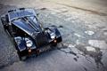 Картинка авто, черный, Morgan