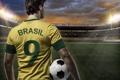 Картинка Футбол, Brasil, FIFA