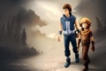 Картинка Starbreeze Studios, 505 Games, Brothers A Tale of Two Sons
