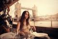 Картинка Sexy, Fashion, Glamour, Bridge, Beautiful, Marya, Model