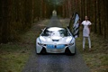 Картинка машина, лес, BMW