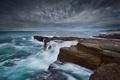 Картинка зима, океан, Австралия, Декабрь, Новый Южный Уэльс